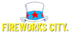 Fireworks City Logo